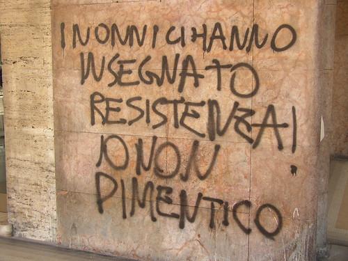 "Foto ""resistenza"" by Davide e Paola - flickr"
