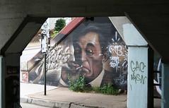 Mitchum mural