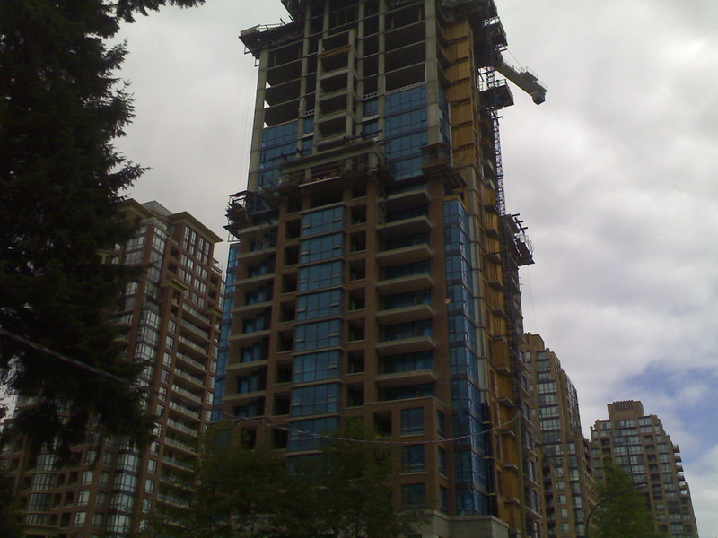 High-Rise Neighbourhood Near Edmonds SkyTrain Station