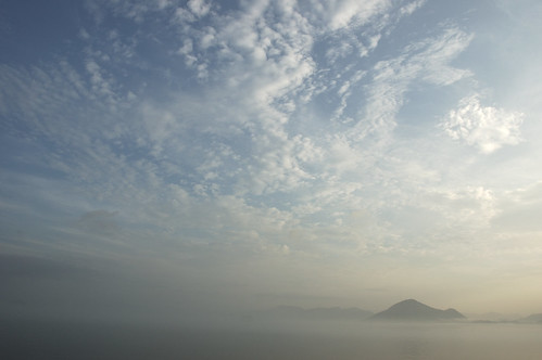 trip sky japan geotagged asia ehime shimanami omishima geo:lat=342586469 geo:lon=1330523817 tetsumaru