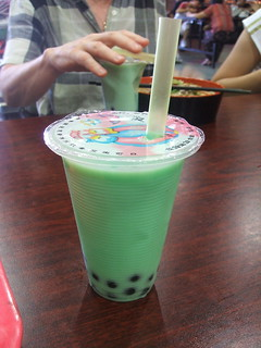 Bubble tea!!!!!!!!!!