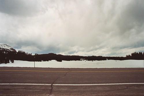 snow film clouds landscape roadtrip 2006 wyoming