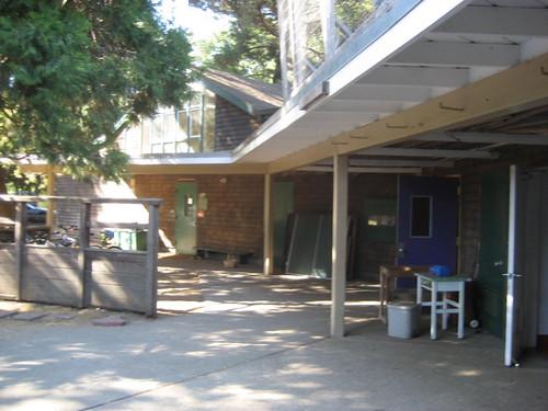 Classroom at Nursery Blue