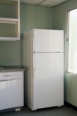 room, refrigerator, cabinetry, major appliance,