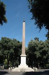 Obelisco Egizio sul Pincio