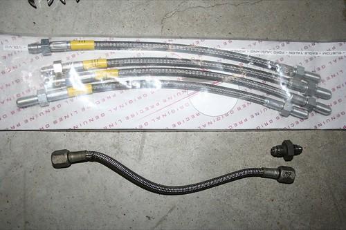 Brake-lines