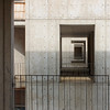 Salk Stair Tower Windows by ken mccown