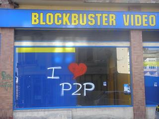 I love P2P
