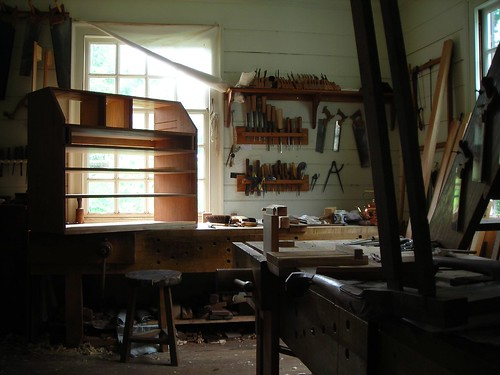 Cabinet Maker workshop