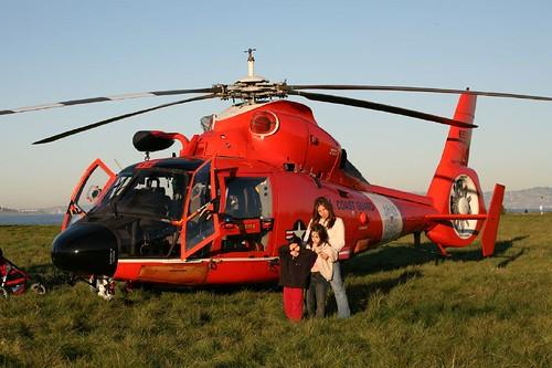 helicopter, emergency, landing, crissy, field IMG_5033