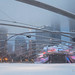 Jay Pritzker Pavilion At Millennium Park, Chicago, Sunday snowstorm by Natasha J Photography