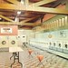 De Luxe Automatic Coin Laundry - Los Angeles, California by The Cardboard America Archives