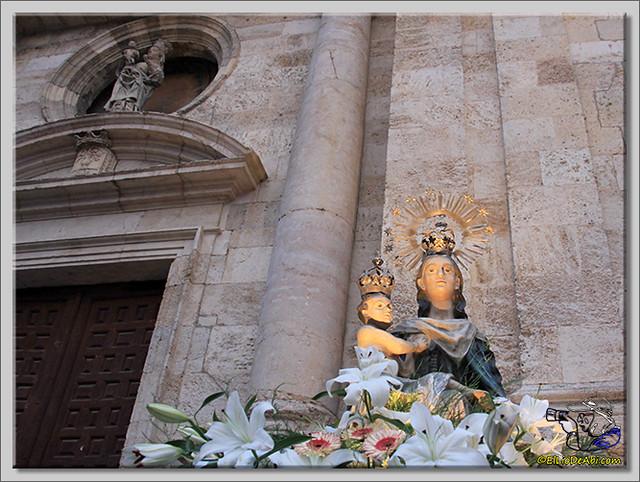 Briviesca en Fiestas 2.015 Procesión del Rosario y canto popular de la Salve (21)