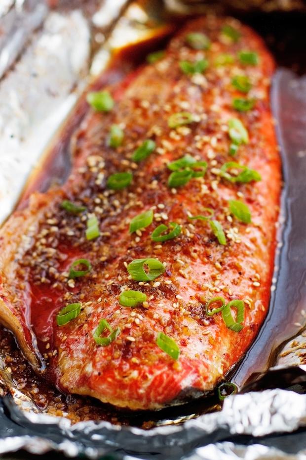 Whole Sockeye Salmon Recipes Oven Dandk Organizer