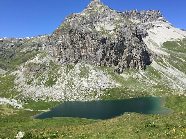 GR5 Lac de la Plagne