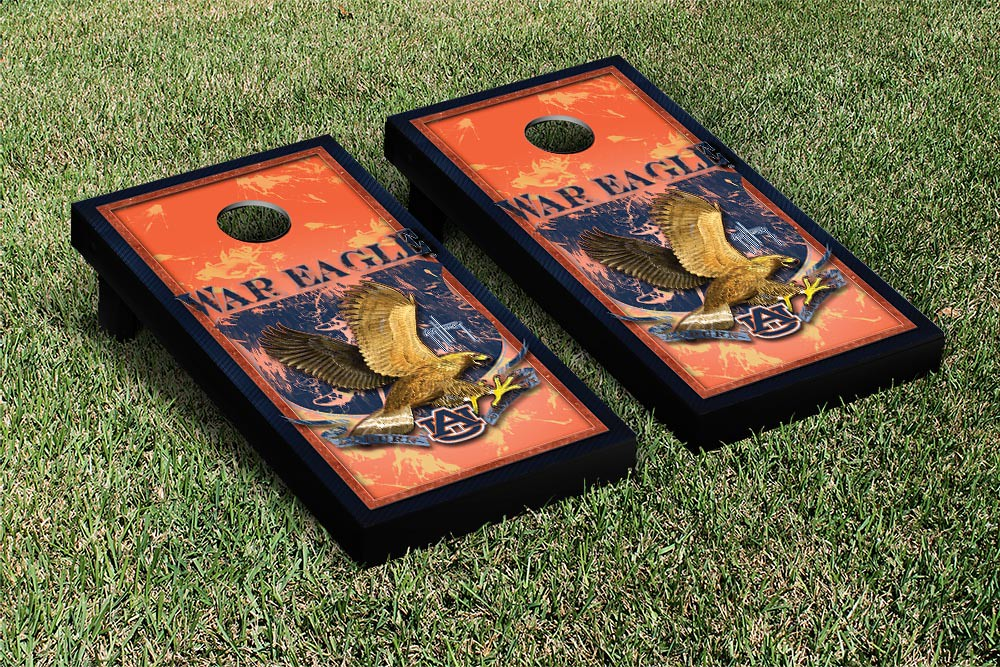 Auburn Tigers Guy Harvey Board