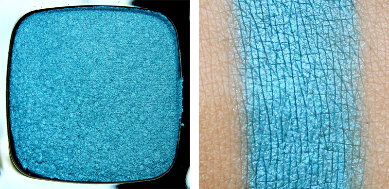 Loreal Color Riche Pop 410 Punky Turquoise swatch