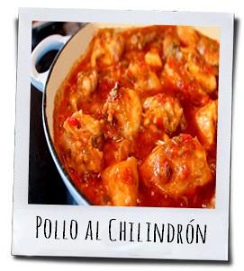 Pollo al Chilindrón een heerlijke stoofpot uit de regio Aragon die typisch is voor het najaar