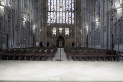 2015-07-20 Cambridge King's College Chapel - Acoustic Measurements (CODE, ARU)