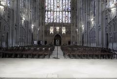 2015-07-20 Cambridge King's College Chapel - Acoustic Measurements (CODE, ARU)