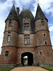 Chateau de Carrouges Gate House