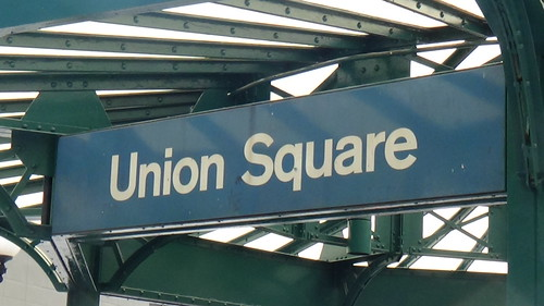 New York Union Square Aug 15 (1)