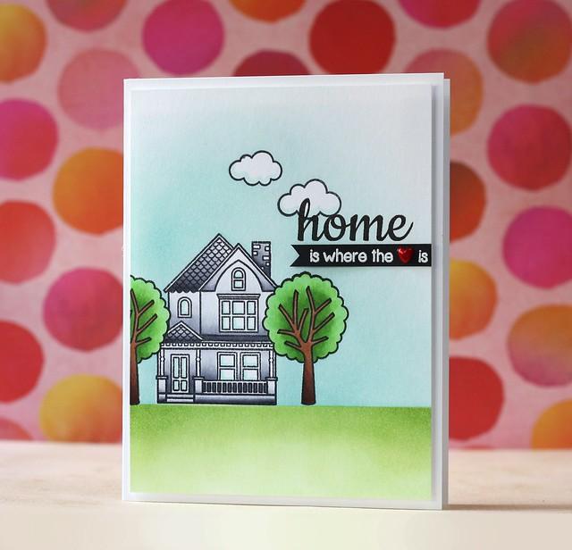 Sunny Studio-Happy Home