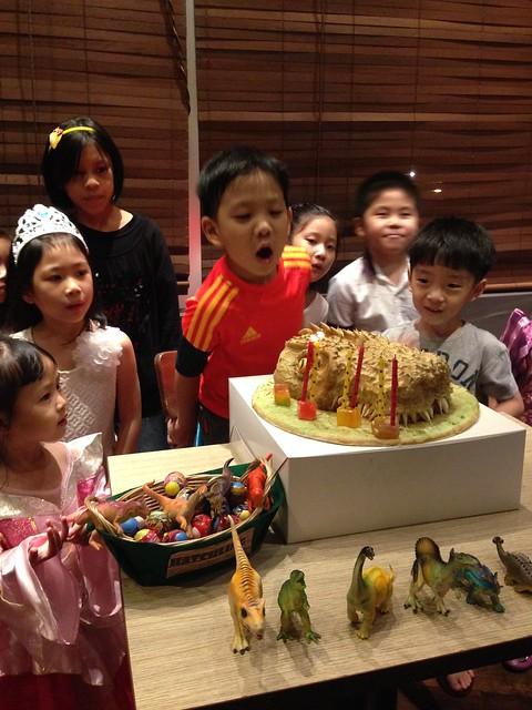 Caden Birthday Celebration