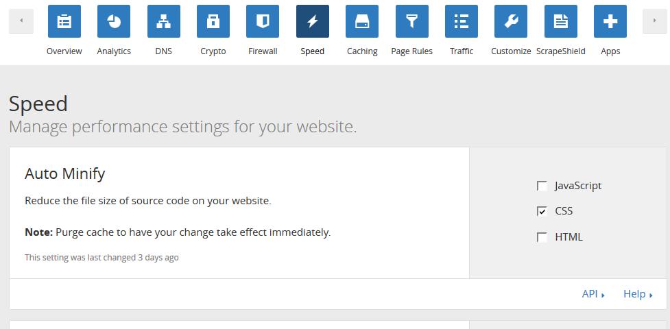 Sử dụng CloudFlare làm CDN và Caching