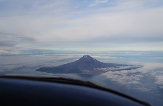 043 Mount Augustine vulkaan