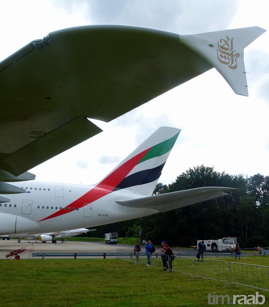 A6-EOO - A388 - Emirates