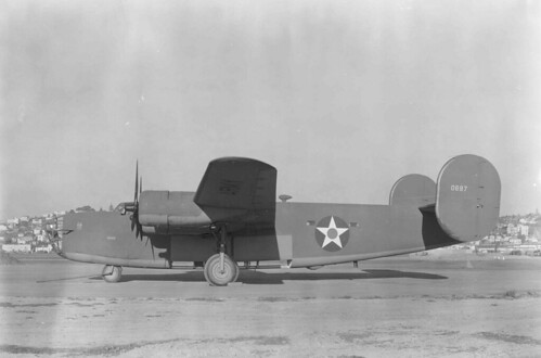 Consolidated YB-24