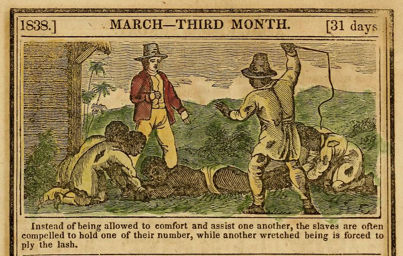 anti-slavery almanac
