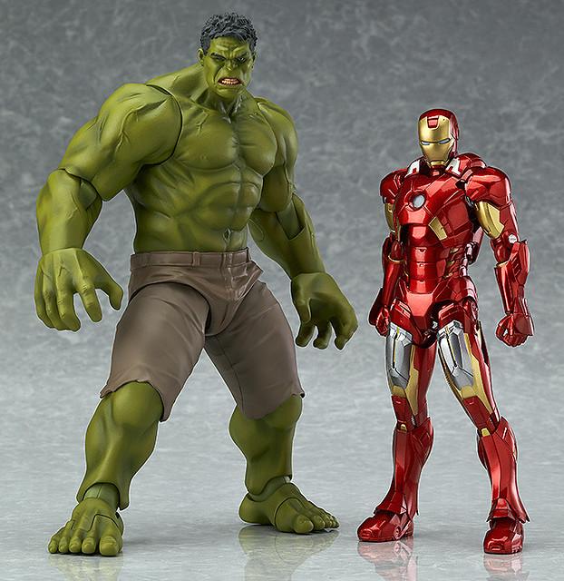 復仇者聯盟的終極武器!figma 推出《復仇者聯盟》版 綠巨人浩克