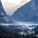 Valley View,Yosemite by Ron W. Craig