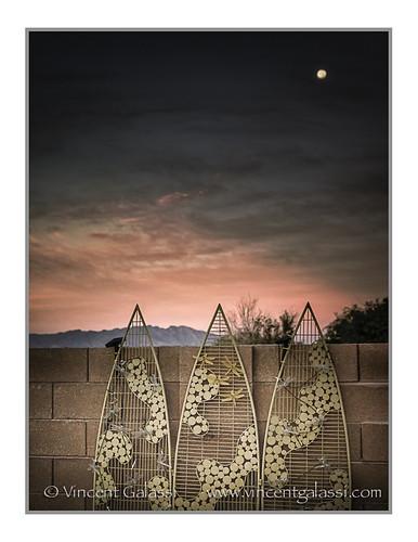 moon abstract color sunrise landscape photo pentax nevada vincent full vg pahrump galassi vincentgalassicom