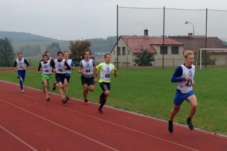 Mladí běžci na lyžích absolvovali testy v Trutnově
