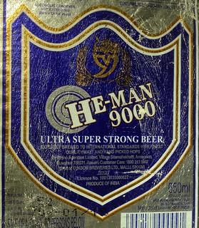 He-Man 9000