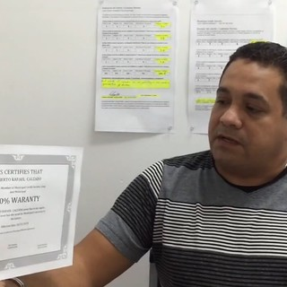 Roberto Calzado's Business Review and Rating for Municipal Credit Service Corp in Miami