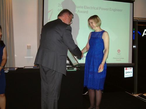 2015 Electrical Awards Evening