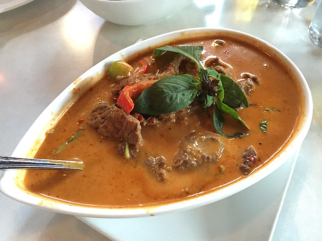 Panang curry - Thai House Express
