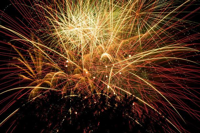 こうのす花火大会2015
