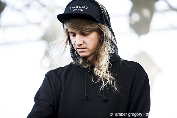 Cashmere Cat @ Treasure Island Music Festival, SF 10-17-2015 01