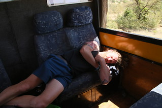 Game drives are tough work.