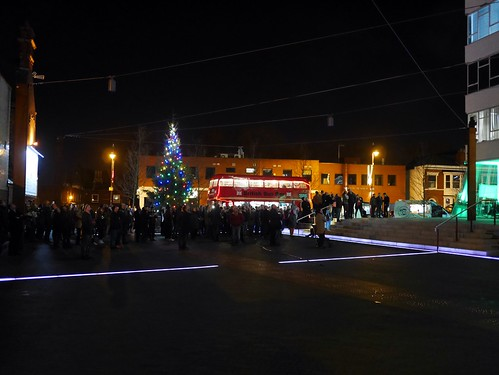 Jewellery Quarter Christmas Lights - 1