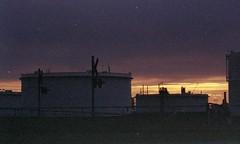 Hydrocarbon Tanks @ Sunup