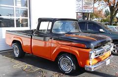 HD Ford pickup truck