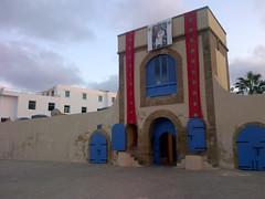 Entrance to Rick's Cafe, Medina, Casablanca