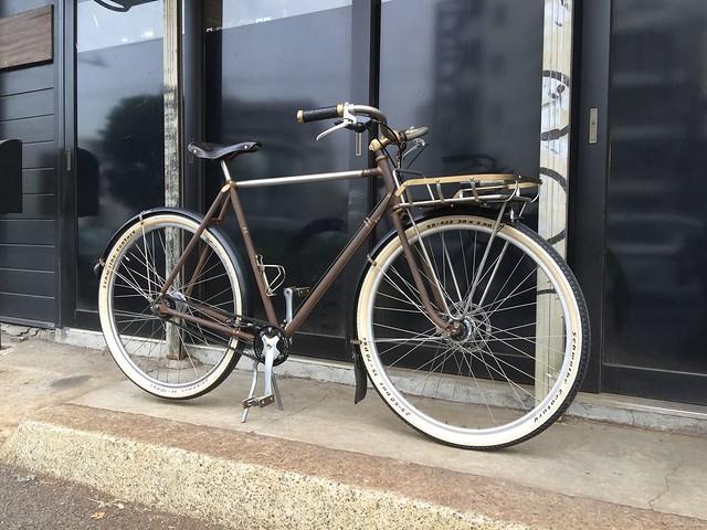 My bike update
