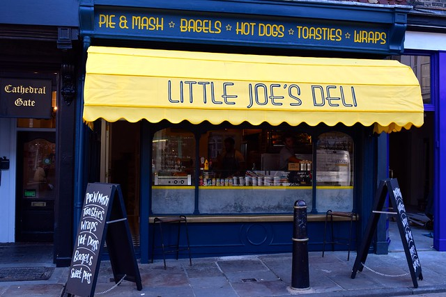Little Joe's Deli, Canterbury | www.rachelphipps.com @rachelphipps